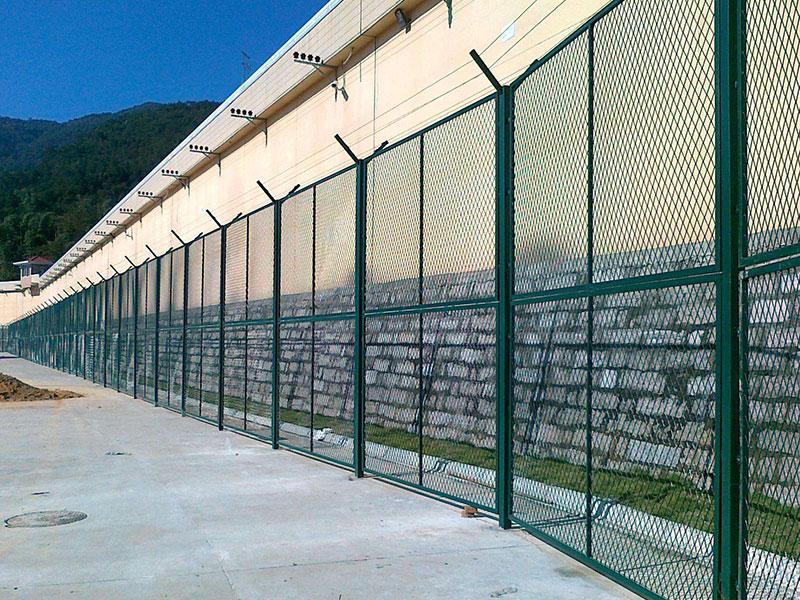 监狱护栏网成功案例